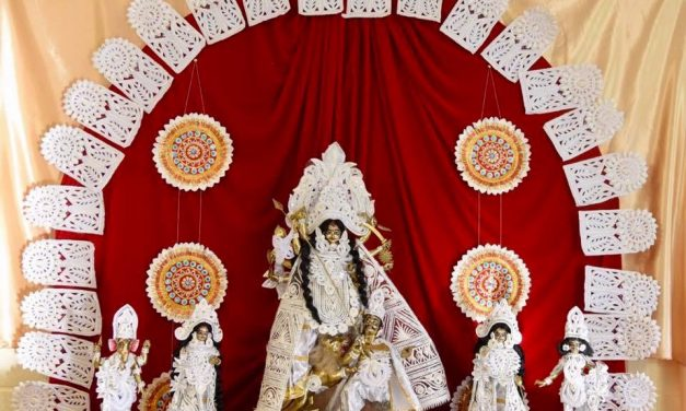 Durga Puja celebrated in Basingstoke, Hampshire