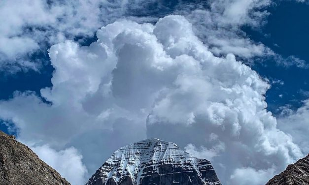 Kailash, the timeless land of Shiva!