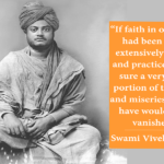 157th birth anniversary of Swami Vivekananda